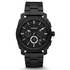 FOSSIL WATCH Mod. BLACK ION // Referencia:  FS4552