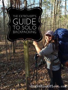 3098b0ee22b5 The extrovert s guide to solo backpacking