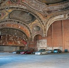 10 Creepy Abandoned Buildings and Places: From Haunting Mansions to Forgotten Space Launch Pads, Shipwrecks and More