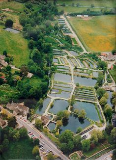 """Bibury is a charming, typically Cotswold, village just a short drive from """"The Capital of the Cotswolds"""", Cirencester with the River Coln flowing through"""
