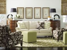 CR Laine upholstered pieces