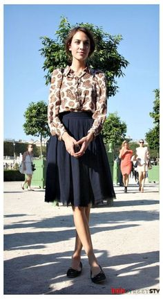 im in love with alexa chung's style