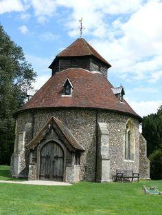St John the Baptist Church, Little Maplestead, Essex