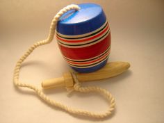 Traditional Mexican TOY... Balero!!