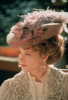 For historical fashion, costume research or simply becasue you love films set in the past, here are some films and TV shows set in the Bridget Fonda, Victorian Hats, Victorian Women, Steampunk, Love Film, Movie Costumes, Period Costumes, Costume Design, Vintage Fashion