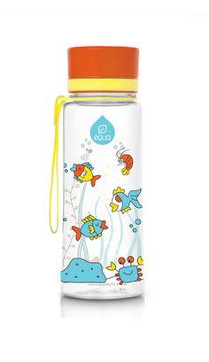 EQUA Illusion Collection Equarium BPA free bottle