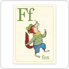 Vintage Animal ABC Flash Cards  - Ideas for artwork...they are 5x7 and would pick out 9-12 to do a grouping of artwork.