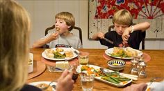 Does It Count as a Family Dinner If It's Over in Eight Minutes? - WSJ.com