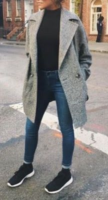 46 Outfit Ideas for Fall and Winter - Style Spacez