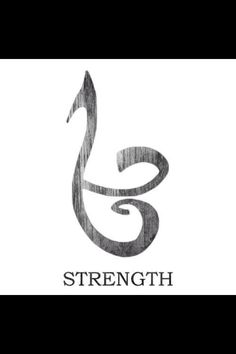 Strength Rune From TMI and TID ❤️