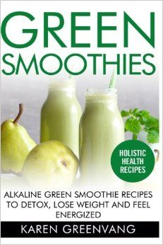 Green smoothies alkaline green smoothie recipes to detox lose weight and feel energized vegan alkaline smoothies detox volume 1 *** learn more by visiting Healthy Foods To Eat, Healthy Recipes, Diet Recipes, Healthy Eating, Yummy Smoothie Recipes, Detox Breakfast, Green Superfood, Alkaline Diet, Strawberry Smoothie