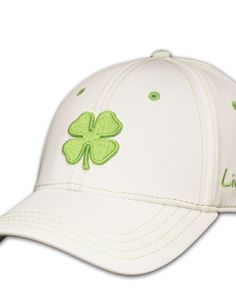 2885a80fe71 Clover Men s Premium Fitted Lucky Poker Hat Premium Stretch Fitted Low  Profile Structured Raised Clover Embroidery 100% Polyester Premium Material