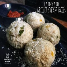 My another experiment Barnyard Millets Steam Balls ... Yummy and Healthy!! #thedigitalechef #GoodFoodIndia #FoodFood #FoodTalkIndia #Whole30Challenge #FoodPorn #Foodie #foodieforlife #Foodgasm #FoodPhotography #FoodBlogger #Foodstagram #Fooding #FoodTalkNellore #indianfoodbloggers #Chefsofinstagram #ChefVinoo #nelloreChef #nomnom #eeeeeats #southindianfood #zingyzest