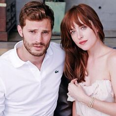 50 Shades of Grey Trilogy - Jamie Dornan as Christian Grey & Dakota Johnson as Anastasia Steele