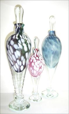 Henk Nel Glass blowing South Africa