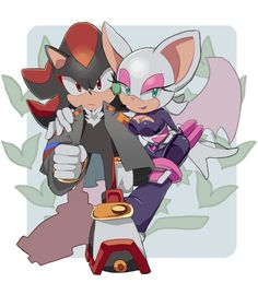 Shadow & Rouge