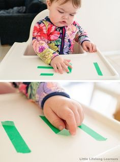 Baby Play at 11 Months - Little Lifelong Learners Easy play ideas for 11 month old babies! Find simple baby play ideas for your baby at 11 months old Baby Learning Activities, Activities For 1 Year Olds, Montessori Activities, Infant Activities, Baby Activites, Teaching Babies, Kids Learning, Baby Sensory Play, Baby Play