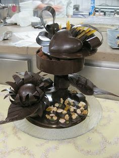 A French Confection: Chocolate Sculptures