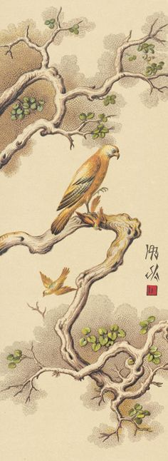 Am Morgen (Nr.3912) • China-Art • Illustration • Bildgalerie • Berlintapete • Individuelle Produktion von Fototapeten - Wallpaper on Demand - Designtapeten - Pictures & more
