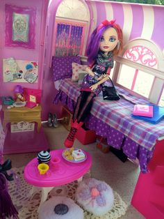 Poppy ever after high doll