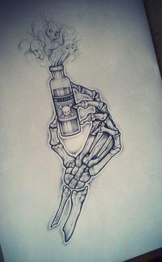perfeito para uma tattoo