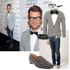 Brad Goreski Studded Shoes by GuiseofaSmile