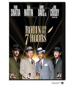 Robin and the 7 Hoods ~ Frank Dean Martin, Sammy Davis, Jr, Bing Crosby Barbara Rush, Sammy Davis Jr, Instant Video, Dean Martin, The Seven, Music Tv, Prime Video, Great Movies, Best Memories