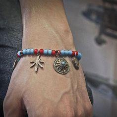 Ocean Bracelet Beads