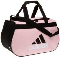 Adidas Diablo Small Sports Duffel Tote Bag Pink fe74aa3a2656b