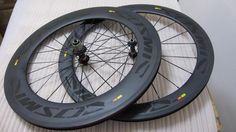 Mavic Cosmic SL Carbon Fiber Bicycle Wheels 3k Weave 700c Front 60mm Rear 88mm Road Bike Wheels Matte Finish Wheels with Powerway R13 Hubs Online with $457.6/Pair on Carbonroadbikeoutlet's Store | DHgate.com