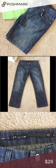 "Men's Joe's Jeans Brixton Style W30 Men's Joes Jeans size 30. Like new condition. Inseam is 27"" Joe's Jeans Jeans Bootcut"