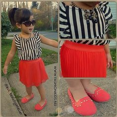 This is too cute. Like a little working lady. #loafers #sunnies #girl #littleones #kids #blackandwhite