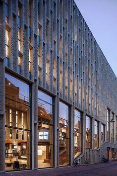 Culturehouse in Arnhem / Neutelings Riedijk Architects