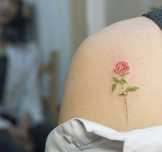 Rose tattoos are simply beautiful. These are the top rose tattoo designs, artists, body placements, etc to make you realllllly want a rose tattoo!