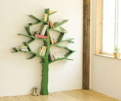 Tree of books!