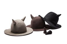 UNDERCOVER & Kijima Takayuki Unveil Their 2016 Fall Hat Collection