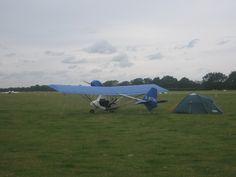 extrem Camping.. da kann es morgens dann gleich weiter gehen :-)