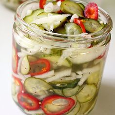 A Healthy Side That Helps With Weight Loss: Quick Pickles: Pickled vegetables are an excellent way to add flavor to your meals, especially if you're looking to lose weight.