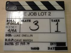 The second series of The Job Lot (starring Sarah Hadland), began filming this month. It starts on ITV2 later this year.