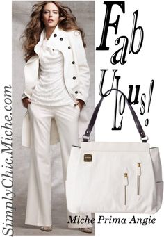 """""""Miche Prima Angie - Simply Fabulous!"""" by miche-kat on Polyvore  http://www.simplychicforyou.com/"""