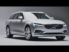 2017 Volvo V90 - Interior and Exterior Design - YouTube