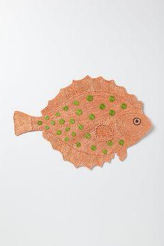Ocea Placemat - Anthropologie.com