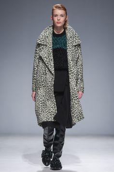 Anouki Kiev Fall 2016 Fashion Show Collection