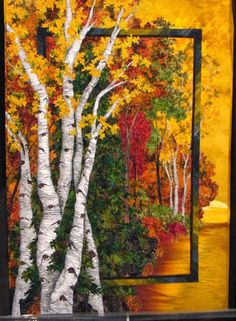 Love Art Quilts-- ~OMG.  This is amazing and gorgeous.  I would LOVE to have this hanging in my home   ~m