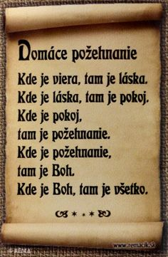 Domáce požehnanie (magnetka) | 1,36 € - obrázok Digital Marketing Trends, Prayer Board, Viera, Motto, Psalms, Jesus Christ, Prayers, Bible, Positivity