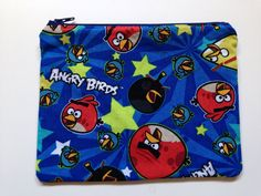 Back to School Angry Birds Sandwich Bag - Angry Birds