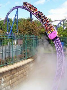 Bizarro Roller Coaster, Six Flags New England