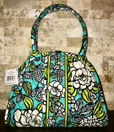 8c9f3a5359 NWT Vera Bradley - Eloise Shoulder Bag - Island Blooms (Retired Pattern)   fashion  clothing  shoes  accessories  womensbagshandbags (ebay link)