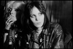 BLONDIE + JOAN JETT music, peopl, joan jett, debbie harry, blondi, joanjett, chris stein, rock, debbi harri