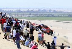 Dakar 2013 Etapa 2, el día de los mochileros - Motor 66